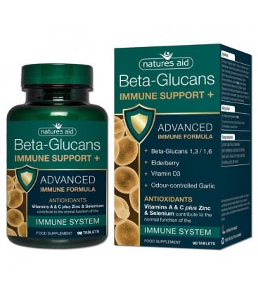 Beta-Glucan Immune Support + 90tbl