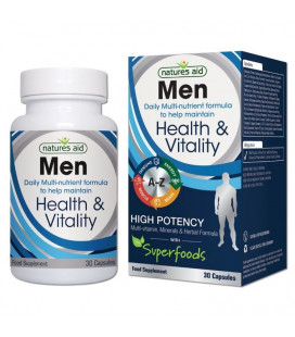 Men Multinutrient 30cps