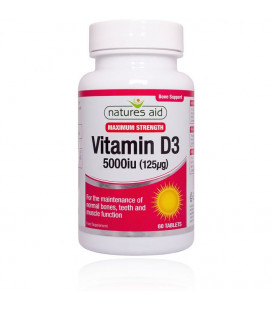 Vitami D3 5000iu 60tbl