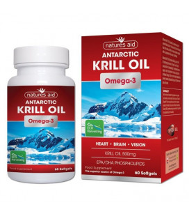 KRILL Oil 500mg Superba® 60cps