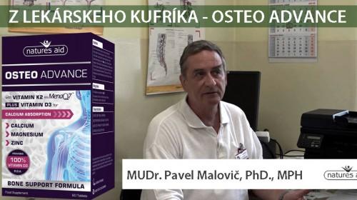 Z LEKÁRSKEHO KUFRÍKA s MUDr. PAVLOM MALOVIČOM, PhD., MPH - OSTEO ADVANCE