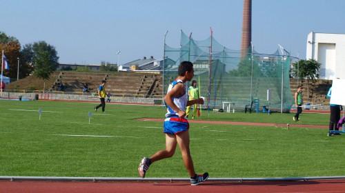 Natures Aid Slovensko podporuje aj mladých atlétov.