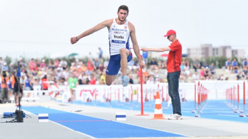 Tomáš Veszelka sústredenie v Prahe.
