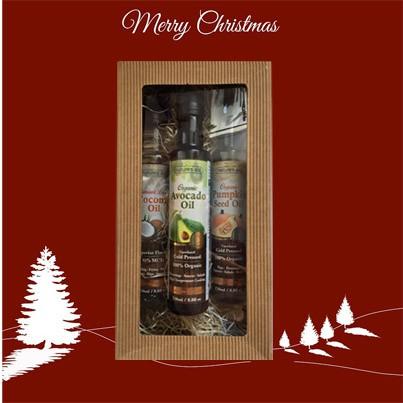 Vianočný darček - prémiové oleje